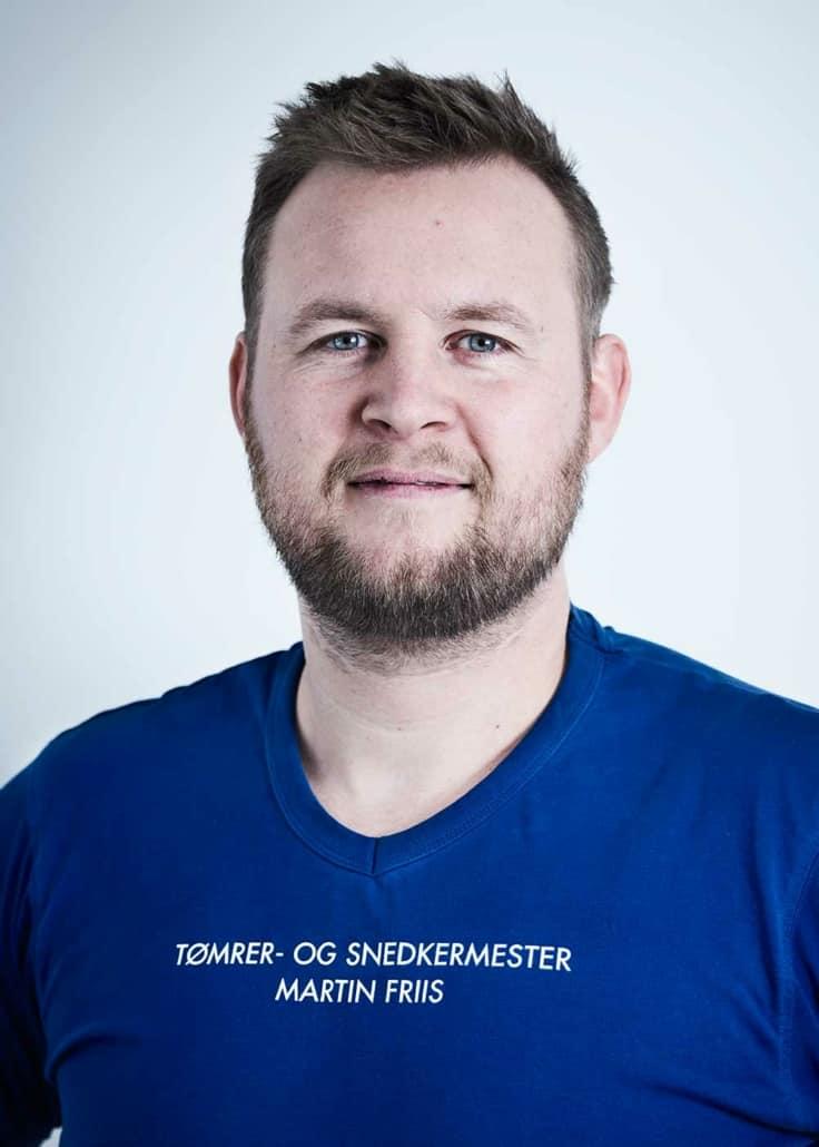 Snedker hos Tømrer- og snedkermester Martin Friis 3