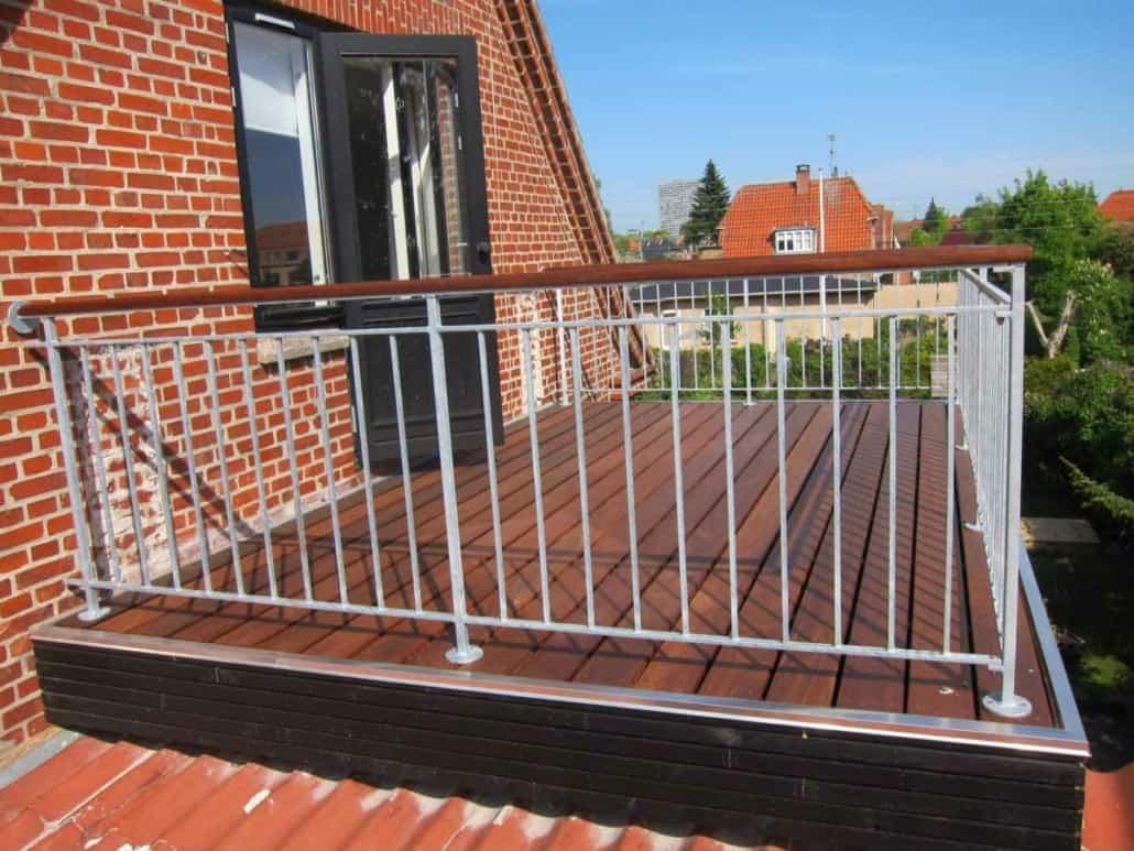 ny terrasse byget af tømrerfirma 2